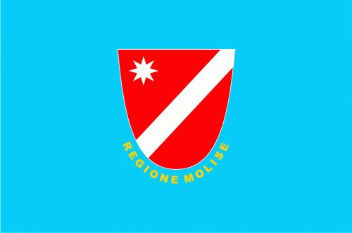 Molise Region (Italien) Flagge 90x150 cm