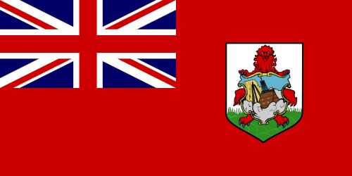 Bermuda Flagge 90x150 cm