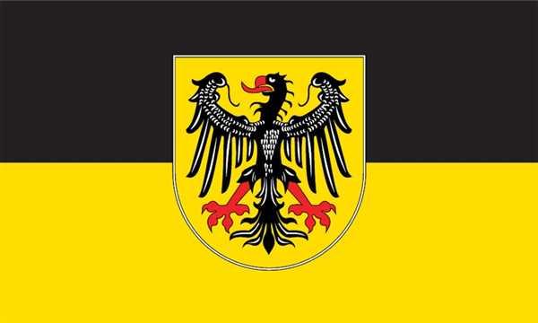 Aachen Stadt Flagge 90x150 cm