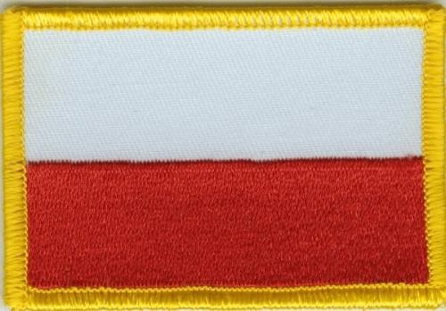 Polen Aufnäher / Patch