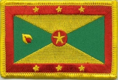 Grenada Aufnäher / Patch