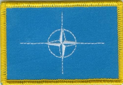 NATO Aufnäher / Patch