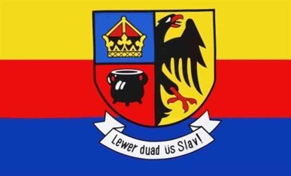 Nordfriesland Flagge 60x90 cm