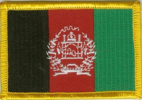 Afghanistan Aufnäher / Patch