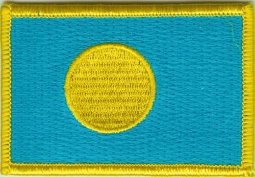 Palau Aufnäher / Patch