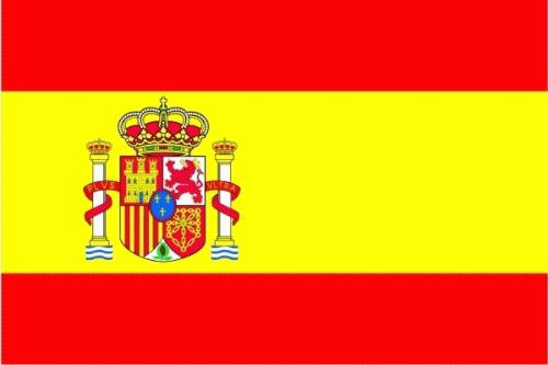 Spanien Flagge 90x150 cm,160 Dernier (G)