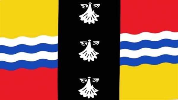 Bedfordshire Flagge 90x150 cm
