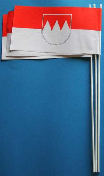 Franken Papierflagge VPE 50 Stück