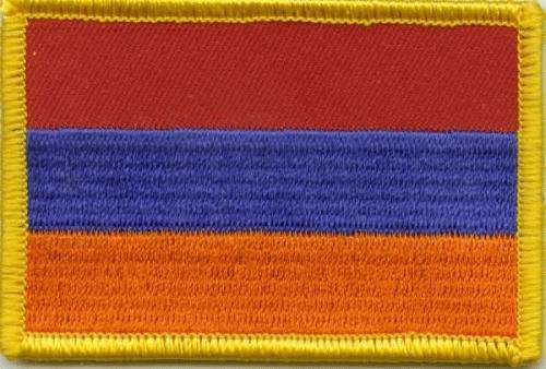 Armenien Aufnäher / Patch