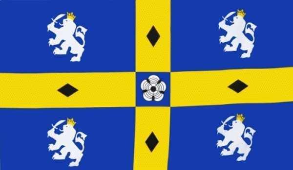 Durham County Flagge 90x150 cm