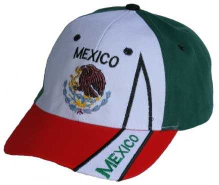 Mexiko Baseballcap
