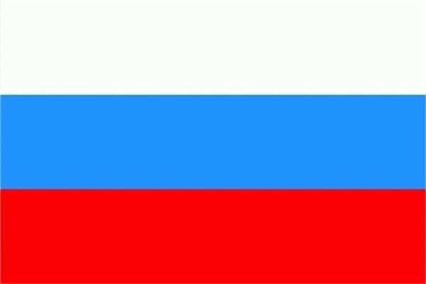 Russland Flagge 150x250 cm 75d (L)