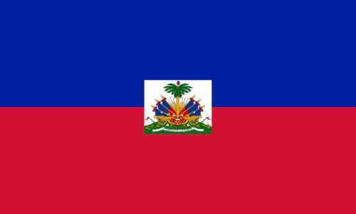 Haiti Flagge 90x150 cm