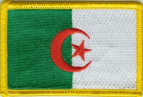 Algerien Aufnäher / Patch