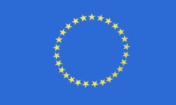 Europa - 27 Sterne Flagge 90x150 cm