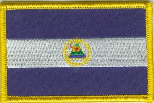 Nicaragua Aufnäher / Patch