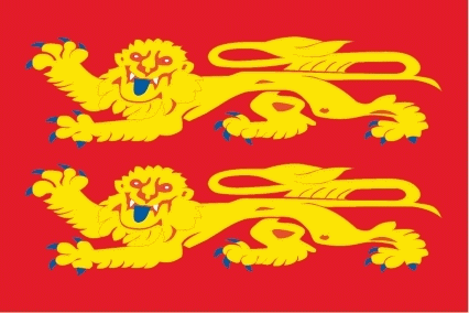 Basse-Normandie (Region) Flagge 90x150 cm