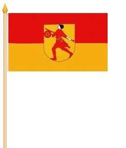Wilhelmshaven Stockflagge 30x40 cm