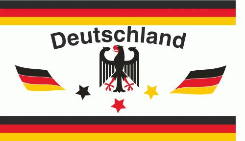 Deutschland 1 Flagge 90x150 cm Abverkauf