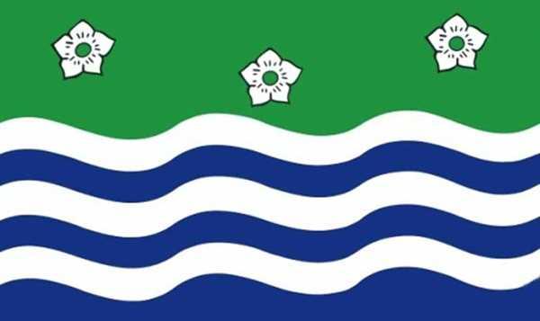 Cumbrien / Cumbria Flagge 90x150 cm