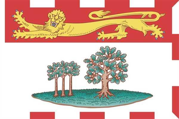 Prinz Edward Inseln Flagge 90x150 cm