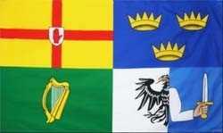 Irland 4 Provinzen Flagge 90x150 cm