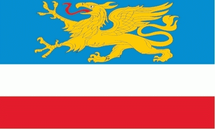 Rostock Hansestadt Flagge 90x150 cm