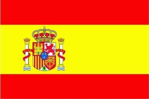Spanien Flagge 3x5 Meter (L)