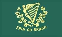 Erin Go Bragh Flagge 90x150 cm