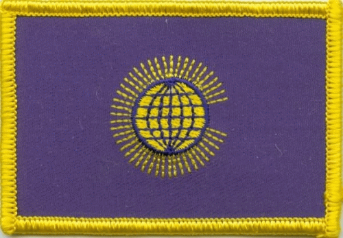 Commonwealth Aufnäher / Patch