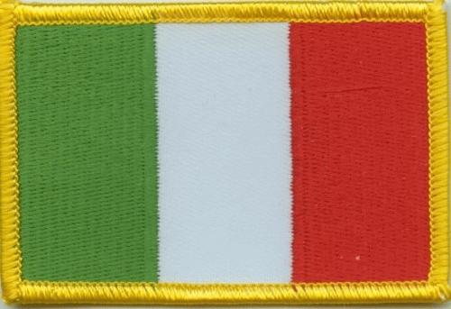 Italien Aufnäher / Patch