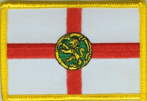 Alderney Aufnäher / Patch