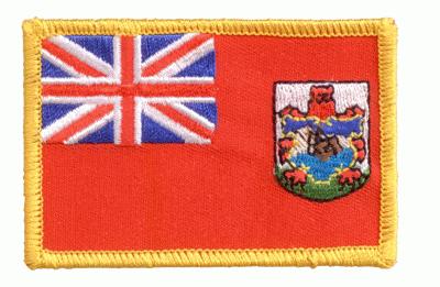 Bermuda Aufnäher / Patch