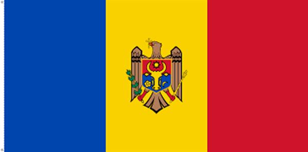 Moldawien Flagge 90x150 cm