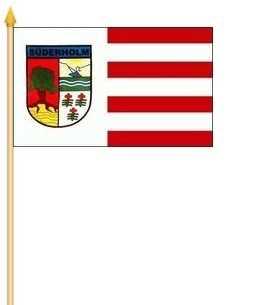 Süderholm Stockflagge 30x45 cm,160 Dernier (G)Abverkauf