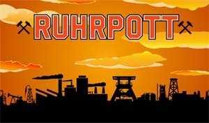 Ruhrpott 3 Flagge 90x150 cm