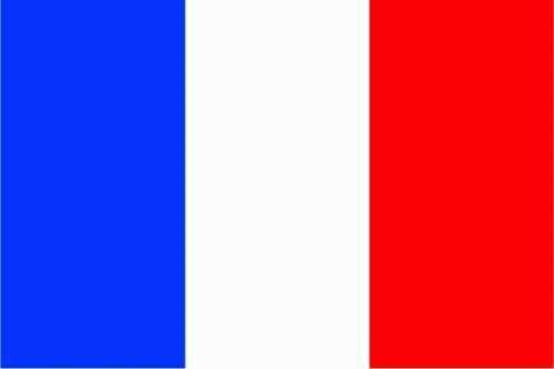 Frankreich Flagge 3x5 Meter (L)
