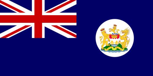 Hong Kong 1959-1997 Flagge 90x150 cm