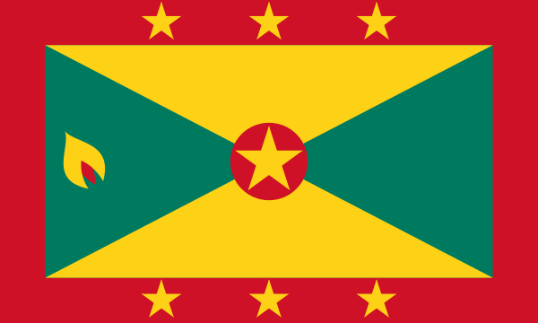 Grenada Flagge 90x150 cm