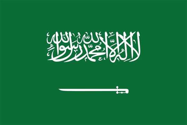 Saudi-Arabien Flagge 150x250 cm