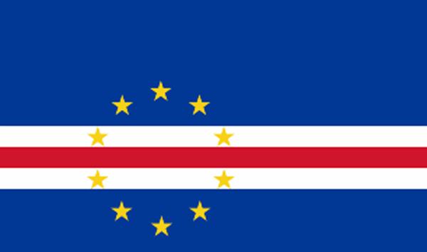 Kap Verde Flagge 90x150 cm