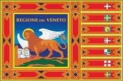 Venetien / Veneto Flagge 90x150 cm