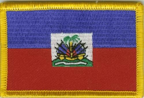 Haiti Aufnäher / Patch
