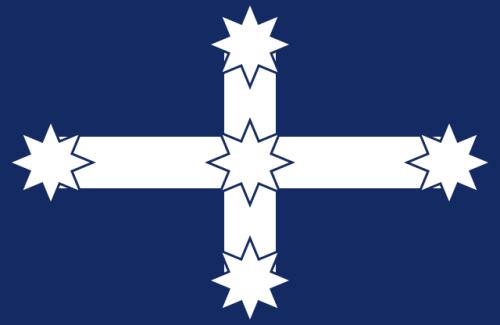 Eureka Stockade Flagge 90x150 cm
