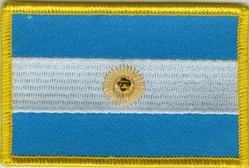 Argentinien Aufnäher / Patch