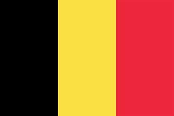 Belgien Flagge 90x150 cm