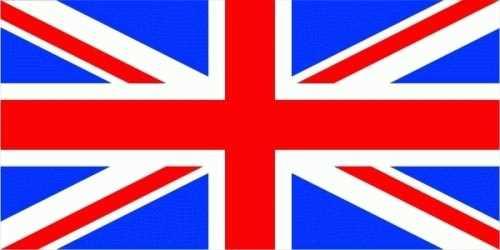 Großbritannien Flagge 150x250 cm 75d (L)