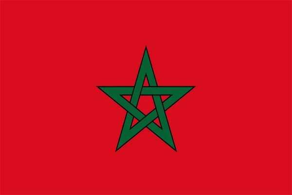 Marokko Flagge 150x250 cm