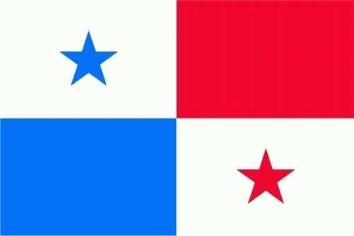Panama Flagge 150x250 cm