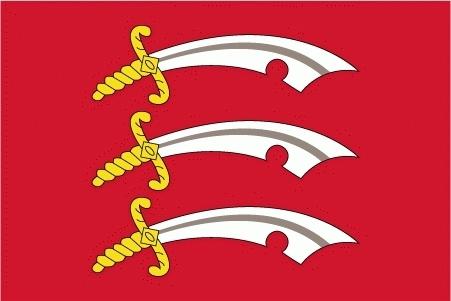 Essex Flagge 90x150 cm